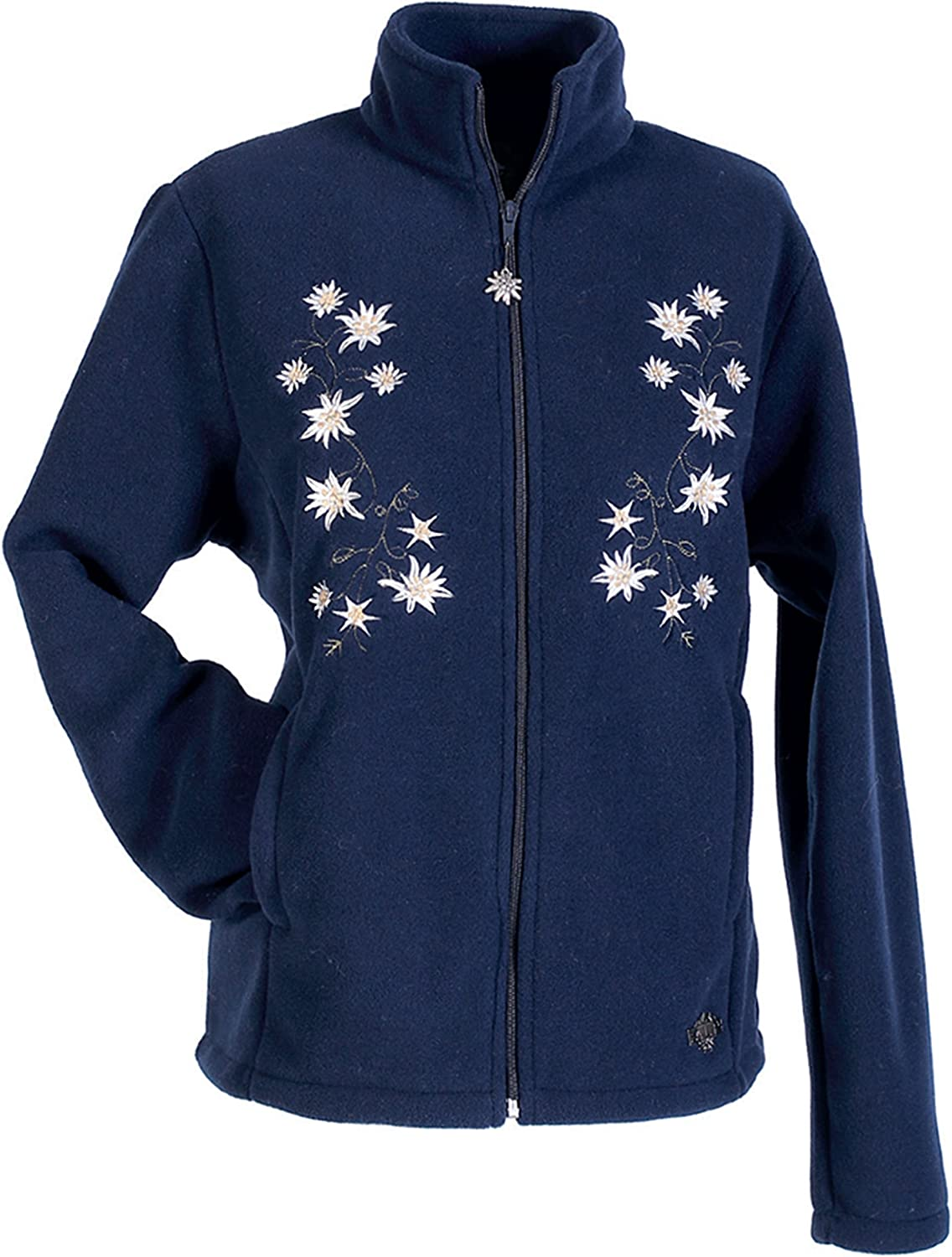 Alp by Brush Ladies Fleece Jacket with Embroidery