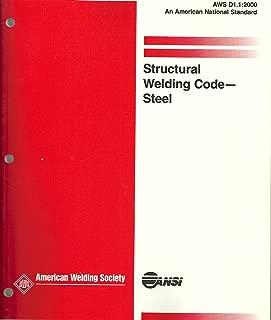 Aws D1.1: 2000, Structural Welding Code-Steel