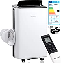 Honeywell Portable Air Conditioner HF09, 2,5 kW /9000 BTU, A, mobiele airconditioning, wit