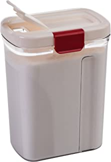 Prep Solutions by Progressive Sugar Keeper Air-Tight Food Storage Container, 2.5 Quarts