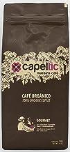 Café Capeltic Orgánico Gourment Molido 1KG - Cultivado, cosechado y tostado en Chiapas, México