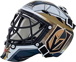 Vegas Golden Knights Unsigned Franklin Sports Replica Mini Goalie Mask - Unsigned Mask