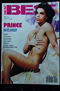 BEST 241 1988 COVER PRINCE UN ETE LOVESEXY POGUES JOY DIVISION JAMES BROWN NIAGARA MICHAEL JACKSON + PHOTO PINK FLOYD