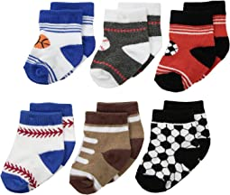 Sport Crew 6-Pack (Infant/Toddler)