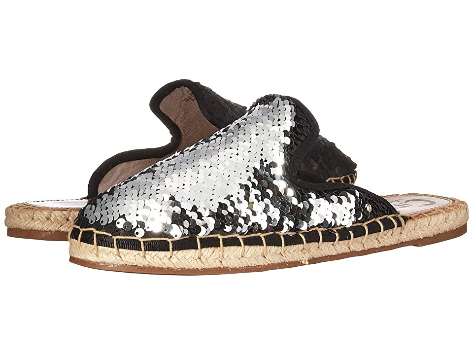 Circus by Sam Edelman Leanne (Black/Silver Shimmer Metallic Sequins) Women