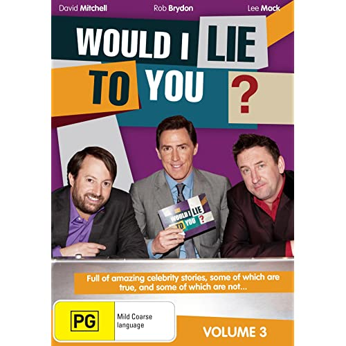 Would I Lie to You? (Volume 3) Set ( Would I Lie to You? - Volume Three (9 Episodes) )