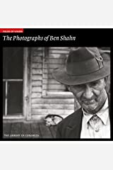 The Photographs of Ben Shahn: The Library of Congress (Fields of Vision Book 7) Kindle Edition