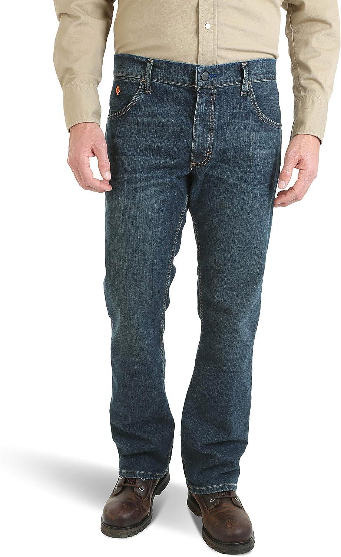 ご注文で当日配送 Wrangler Riggs お洒落 Workwear Men's FR Flame Retro Advanced Resistant