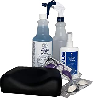 Tanning Bed Accessory Kit - Clean & Maintain
