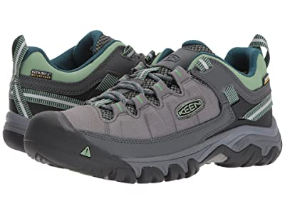 Keen Targhee Exp WP (Steel Grey/Basil) Women