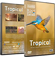 Relaxing Nature DVD - Bird Safari - Tropical Birds and Wildlife Scenery with Relaxing Music or Nature Sounds
