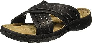 Carlton London Men's Satin Sandals