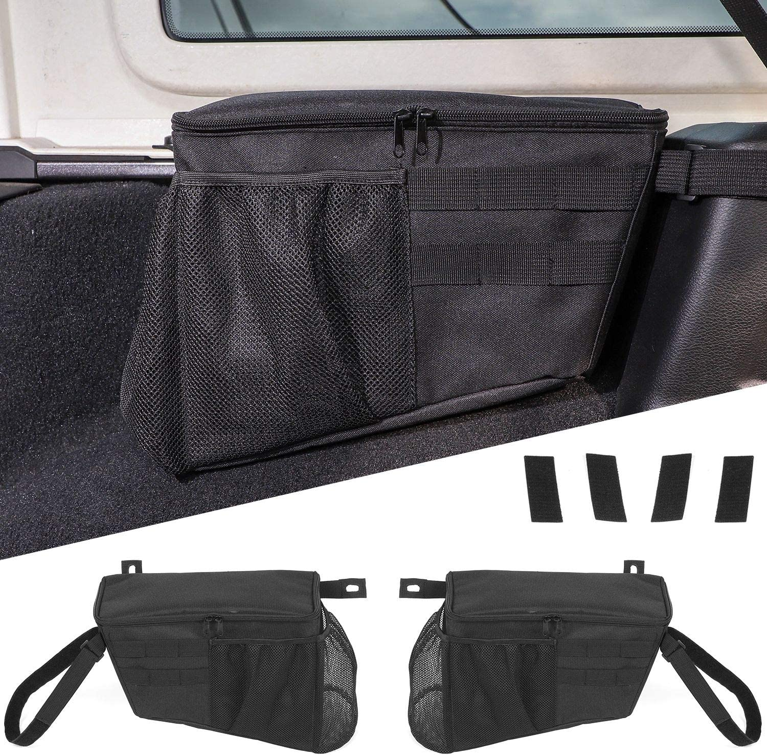 Car Trunk Organizer Cargo Side Bag 2018-2 Storage Spring Branded goods new work one after another for