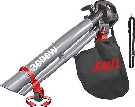 Skil 0796AA - Soplador, aspirador y triturador de hojas con