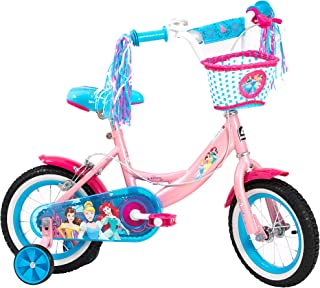 "Spartan 12"" Disney Princess Bicycle, Q-PR-12V"