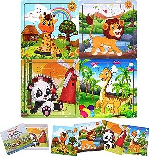 Best 2 piece giraffe puzzle Reviews