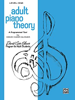 Adult Piano Theory, Level 1
