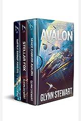 Avalon Trilogy: Castle Federation Books 1-3: Includes Space Carrier Avalon, Stellar Fox, and Battle Group Avalon Kindle Edition