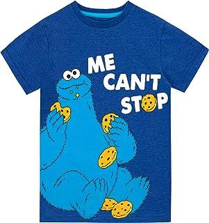 Sesame Street Boys Cookie Monster T-Shirt