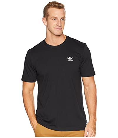 adidas Skateboarding Clima 2.0 Tee (Black/White 1) Men