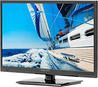 "Majestic 19"" LED 12V HD TV w/Built-in Global Tuners - 1x HDMI"