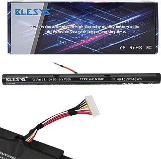 BLESYS - 15V/48Wh ASUS A41N1501 A41LK9H L41LK2H Reemplazo de la batería Portátil Ajuste de la batería ASUS N752V N752VW N752VX N752VX-GC197T batería del portátil