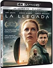 La Llegada -- Arrival -- 4K Ultra HD UHD -- Spanish Release