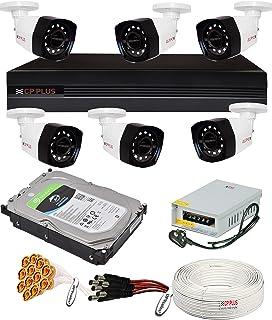 CP PLUS USB 5 megapixels CCTV Security Camera Set