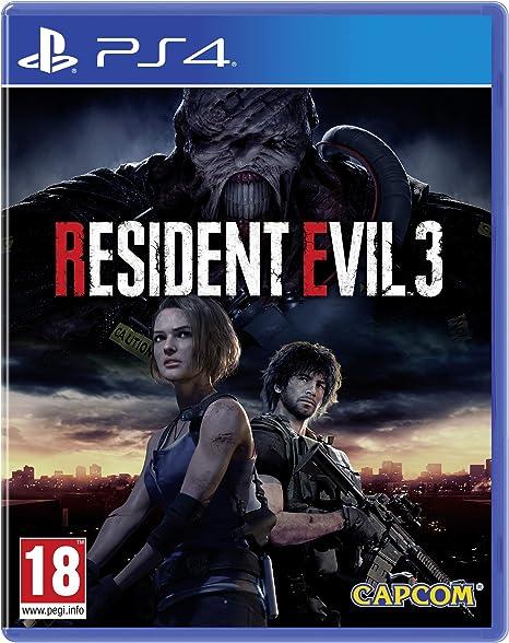 Resident Evil 3: Remake PS4