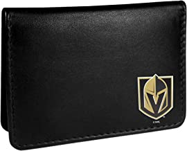 Siskiyou NHL Vegas Golden Knights Weekend Bi-fold Wallet, Black
