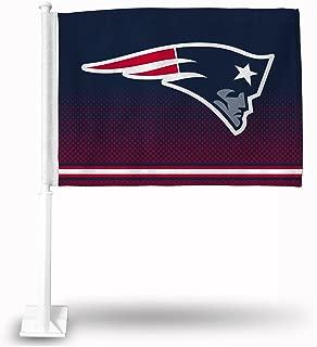 Rico Industries NFL Unisex-Adult NFL Car Flag