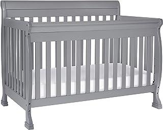 DaVinci Kalani 4-in-1 Convertible Crib in Grey | Greenguard Gold Certified