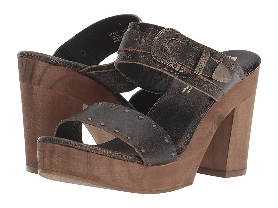 Sbicca Realdeal (Brown) High Heels