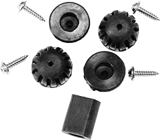 Stevlogs Car Tire Valve Repair Set Automobiles Tyre 4 Way Car tire Valve Core Removal Tools Kit Tire Valve Stem Puller Screwdriver