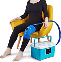 Cold Therapy Machine — Cryotherapy Freeze Kit System — for Post-Surgery Care, ACL, MCL, Swelling, Sprains, and Other Injur...