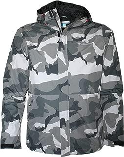 Columbia Men's DeGrey Lake EXS Rain Waterproof Jacket
