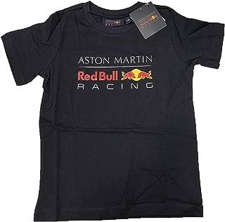 Camiseta Oficial Red Bull Racing Aston Martin Tallas de niño Kids ...
