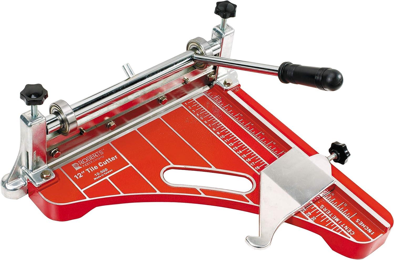 Roberts 10-900 12-Inch Vinyl Tile Cutter