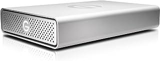 G-Technology G-DRIVE 14TB mit USB-C 14TB Silber
