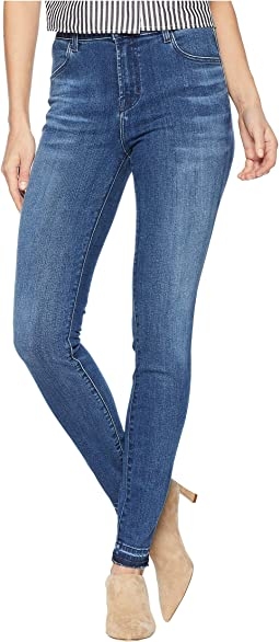 Maria High-Rise Skinny in Fuse