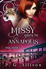 Missy Goes to Annapolis (Missy the Werecat Book 9) Kindle Edition