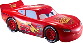 Mattel Disney Flash McQueen Interactive Car Toy - 3 Years & Above (Red FGN54)
