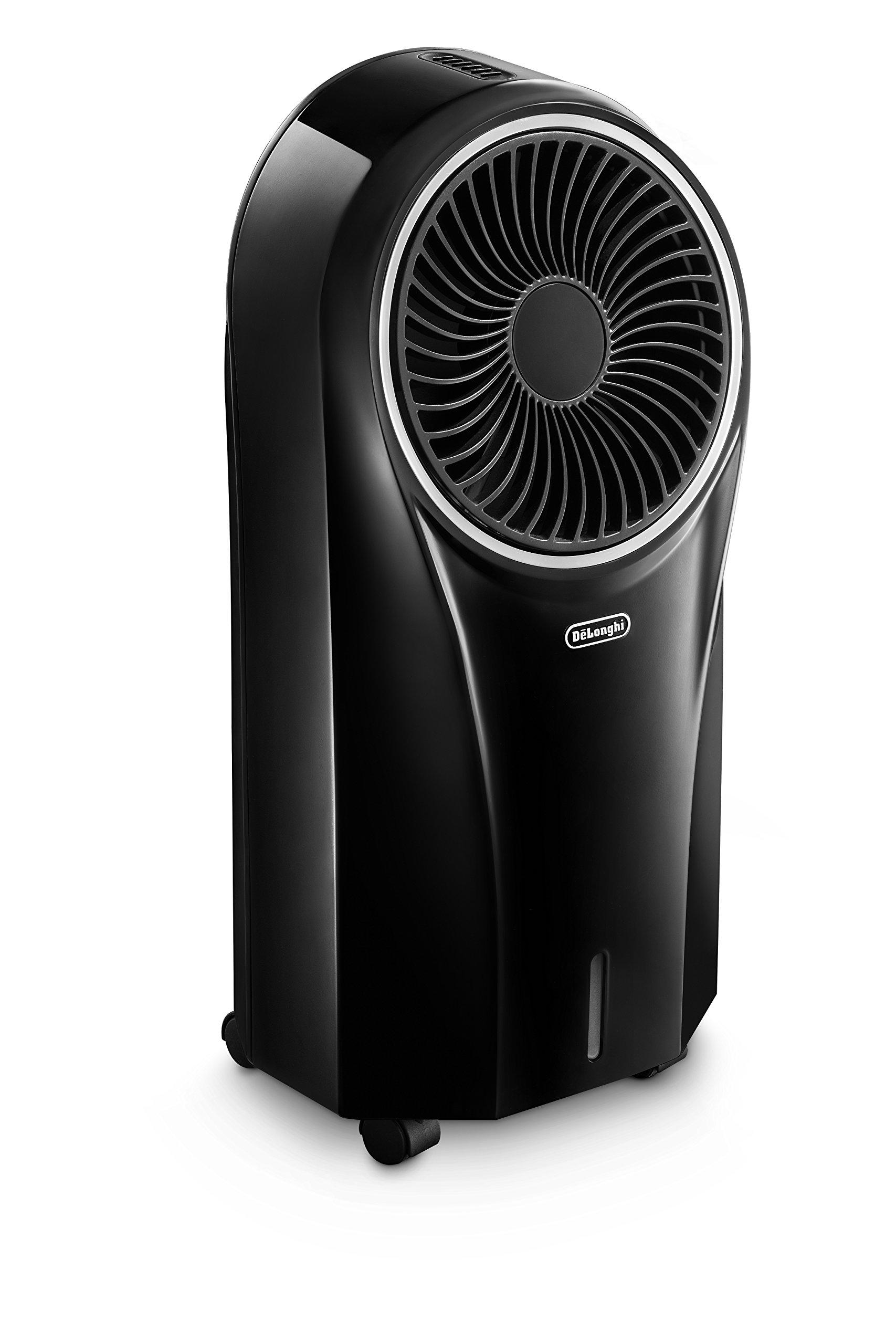 DeLonghi EV250.BK Climatizador Evaporativo con Ionizador y Filtro ...