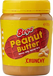 Bega Crunchy Peanut Butter, 780g