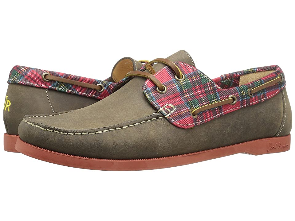 Jack Rogers Easton (Moss Plaid) Men