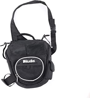 Mueller Sling Bag Athletic Trainer`s Kit, Empty |Small Capacity Shoulder Sling AT Bag