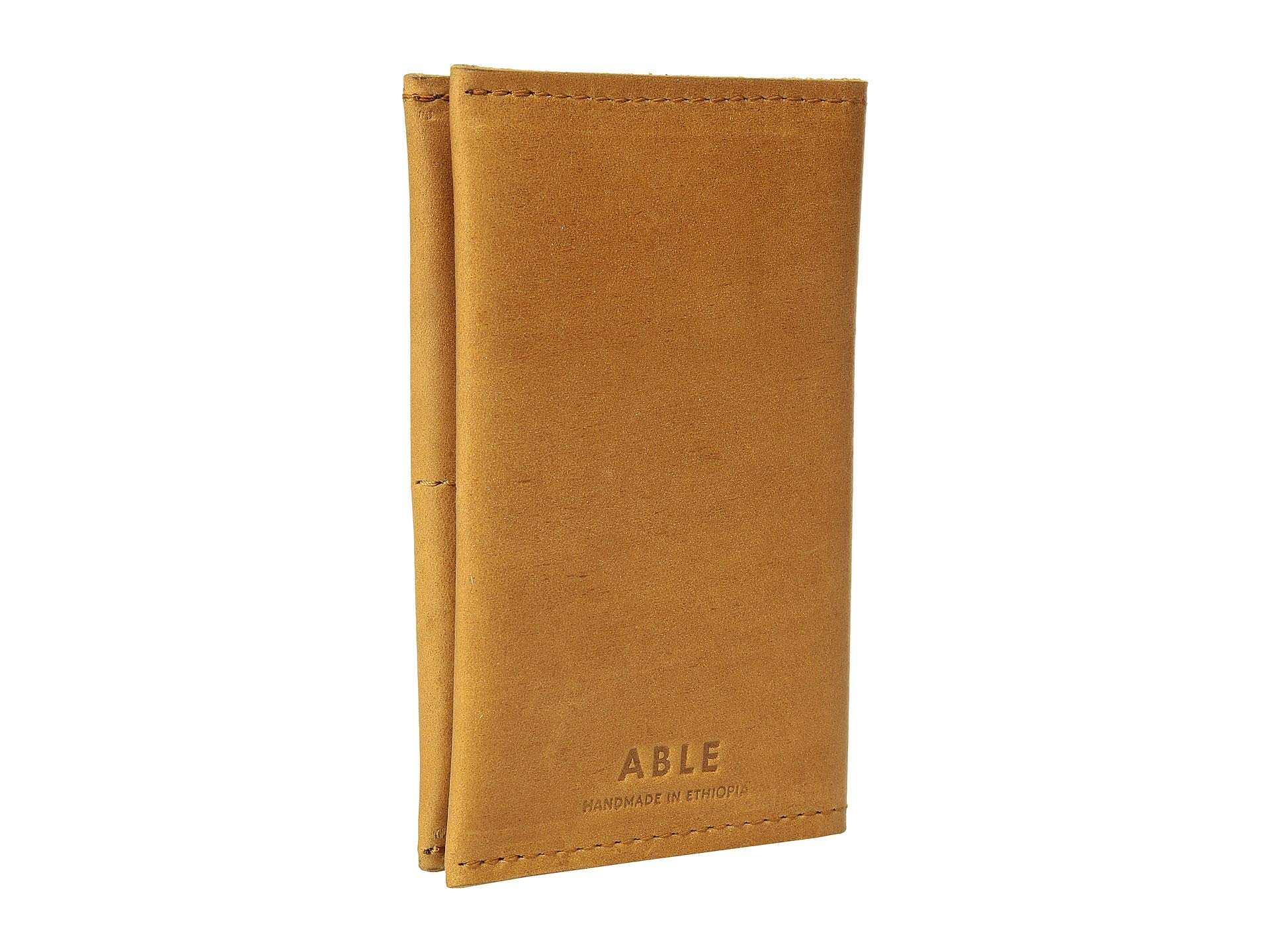 Able Wallet Alem Cognac Able Passport Passport Alem Fq6p6w07
