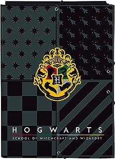 Harry Potter Hogwarts Chemise à 3 rabats 260 x 365 mm