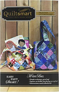 Midi Bag Fun Pack - Pattern and Printed Interfacing by Quiltsmart