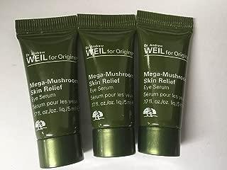 Origins Dr. Andrew Weil For Origins Mega-Mushroom Skin Relief Eye Serum 5 ml 3 = 15 ml